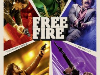 Free Fire (film review)