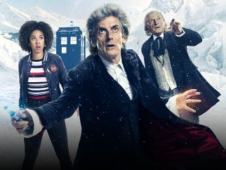 Doctor Who 'Twice Upon a Time' - review