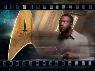 Star Trek shorts: 'Calypso' -  (tv review)