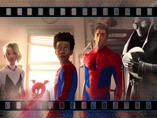 'Spider-man: Into the Spider-verse' - film review