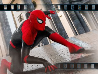 'Spider-man: Far from Home (film review)