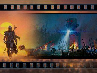 'The Mandalorian S1 - Ep4:  Sanctuary'   (Disney+ review)