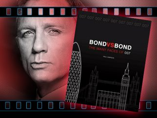 'Bond Vs Bond: The Many faces of 007' by Paul Simpson  (book review)