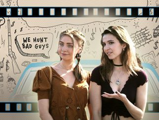 'Teenage Bounty Hunters'   (Netflix review)