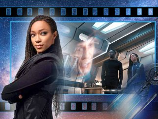 'Star Trek: Discovery 3.7  Unification III'  (streaming review)