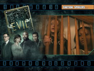 'Evil  S02/EP05  Z is for Zombies'  (Paramount+ review)