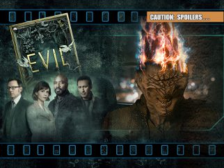 'Evil  S02/EP03 F is for Fire'  (Paramount+ review)