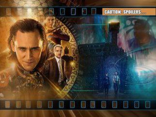 'Loki  S1 Ep6 For All Time. Always'  (Disney+ review)