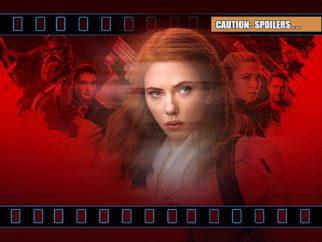 'Black Widow'  (film review)
