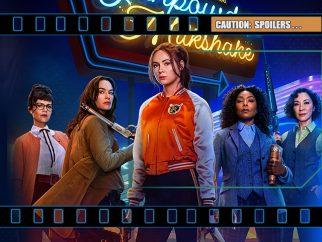 'Gunpowder Milkshake'  (Netflix review)