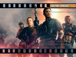'The Tomorrow War'  (Amazon review)