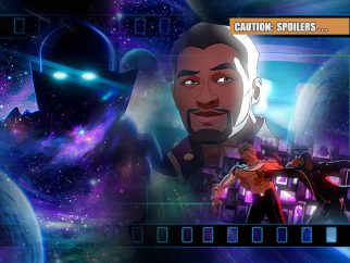 'What If... T'Challa Became a Star-Lord?'  (Disney+ review)