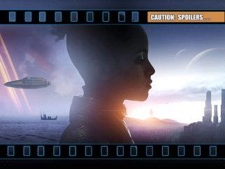 'Foundation: E1 -2 The Emperor's Peace / Preparing to Live'  (AppleTV+ review)