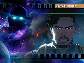 What If...Killmonger had saved Tony Stark?'  (Disney+ review)