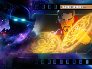 'What If... Doctor Strange Lost His Heart Instead of His Hands?  (Disney+ review)